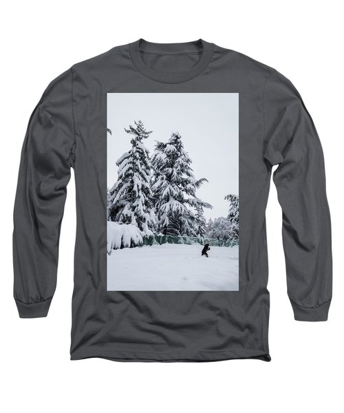 Winter Trekking-2 Long Sleeve T-Shirt