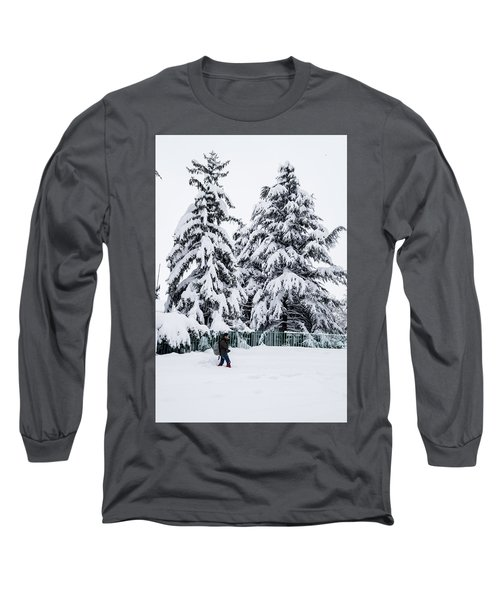Winter Trekking Long Sleeve T-Shirt