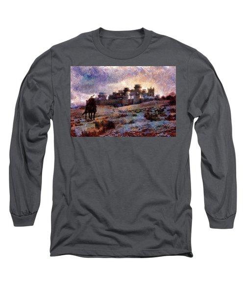 Winterfell Long Sleeve T-Shirt by Lilia D