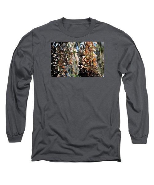 Wintering In Santa Cruz Long Sleeve T-Shirt