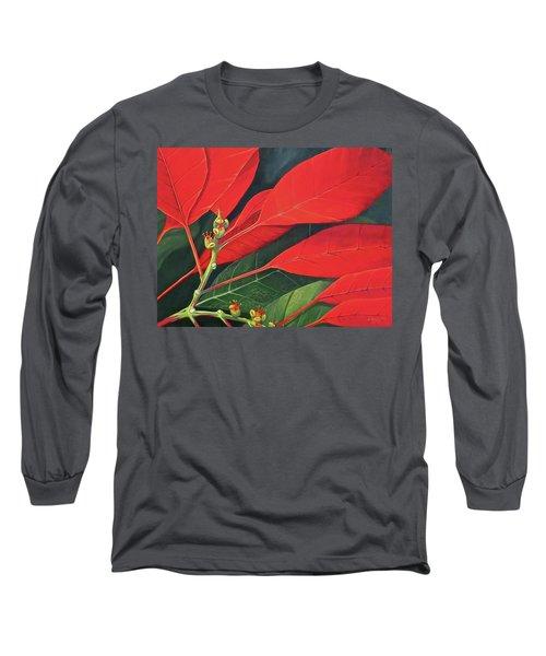 Winter's Child Long Sleeve T-Shirt