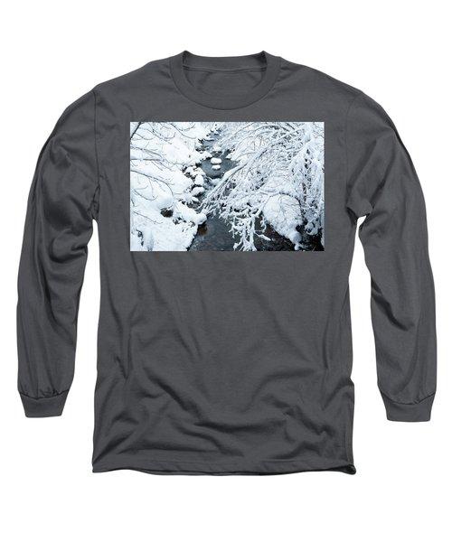Winters Creek- Long Sleeve T-Shirt