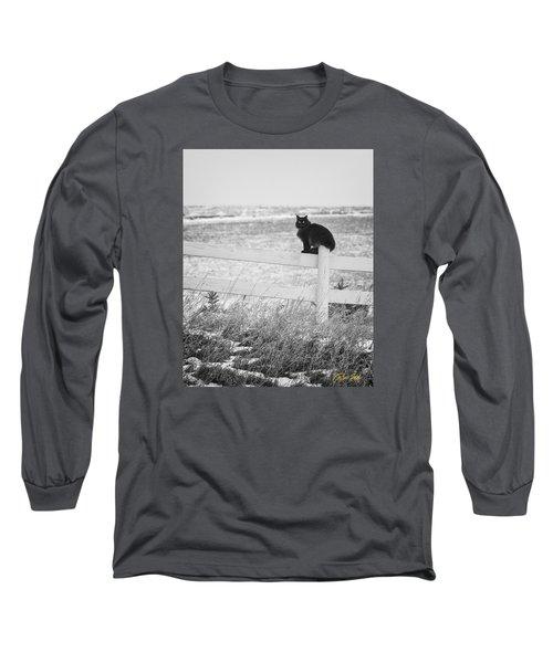 Winter's Stalker Long Sleeve T-Shirt