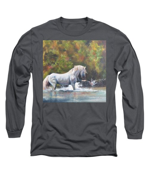 Wisdom Of The Wild Long Sleeve T-Shirt
