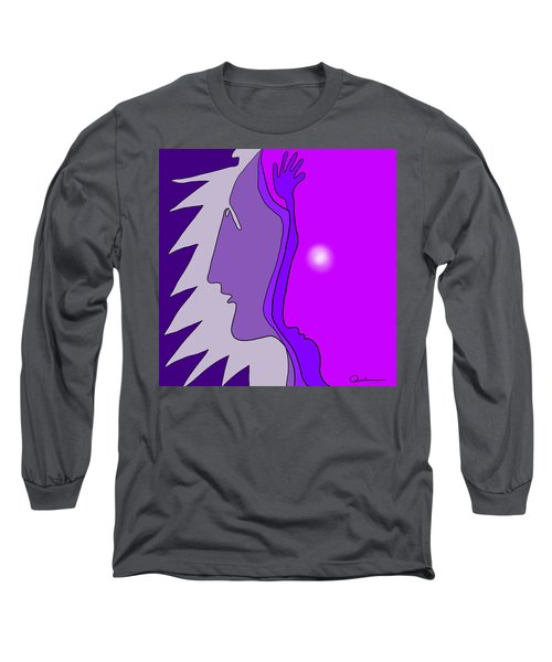 Wise Friend Long Sleeve T-Shirt