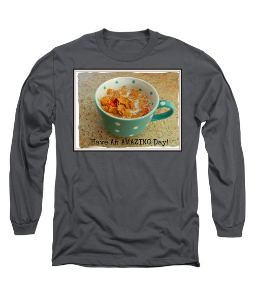 Wishes For The Day Long Sleeve T-Shirt