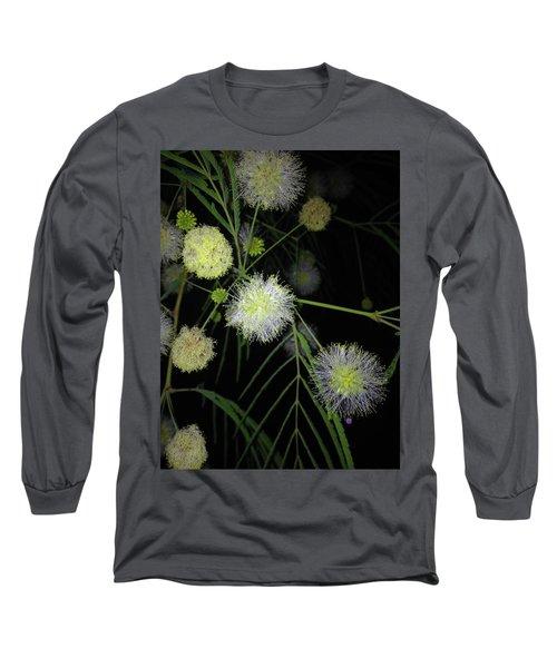 Wishing On A          J L H Long Sleeve T-Shirt by Kimo Fernandez