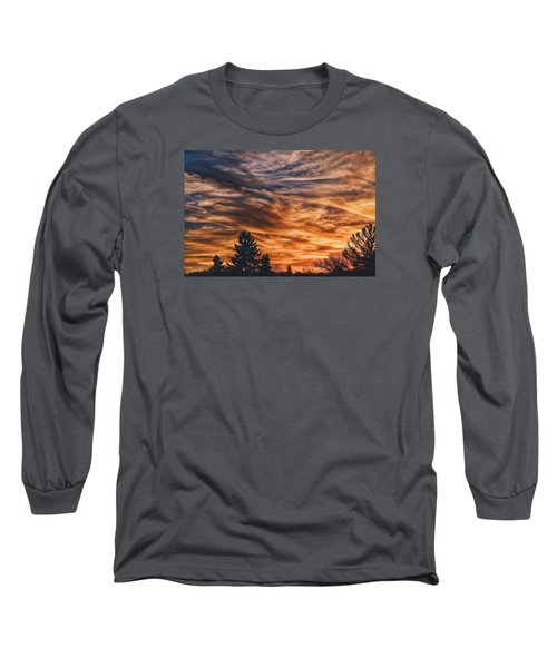 Long Sleeve T-Shirt featuring the photograph Wisp by Nikki McInnes