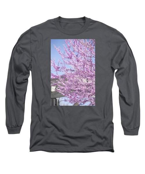 With Exuberance Long Sleeve T-Shirt by Morris  McClung