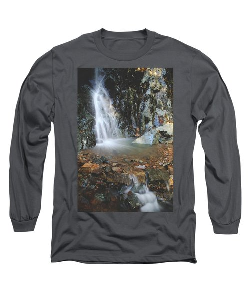 With Heart And Soul Long Sleeve T-Shirt by Laurie Search