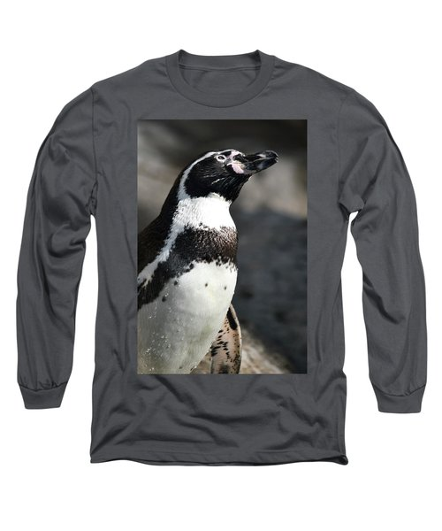 With Its Face To The Sun Long Sleeve T-Shirt