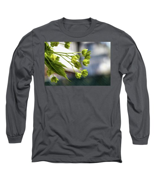 With The Breeze - Long Sleeve T-Shirt