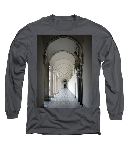 Within The Castle Walls Long Sleeve T-Shirt