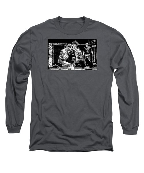 Long Sleeve T-Shirt featuring the photograph Without Connection You Have Nothing by Michael Rogers