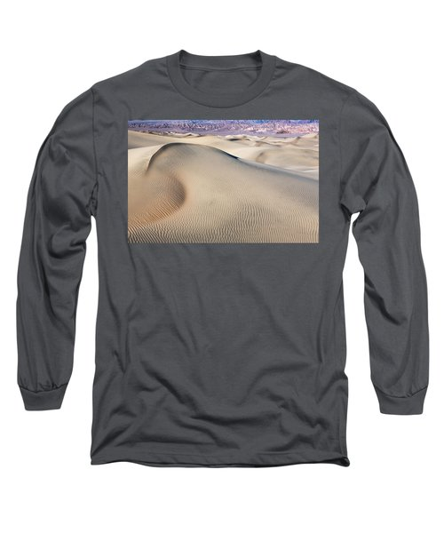 Without Water Long Sleeve T-Shirt by Jon Glaser