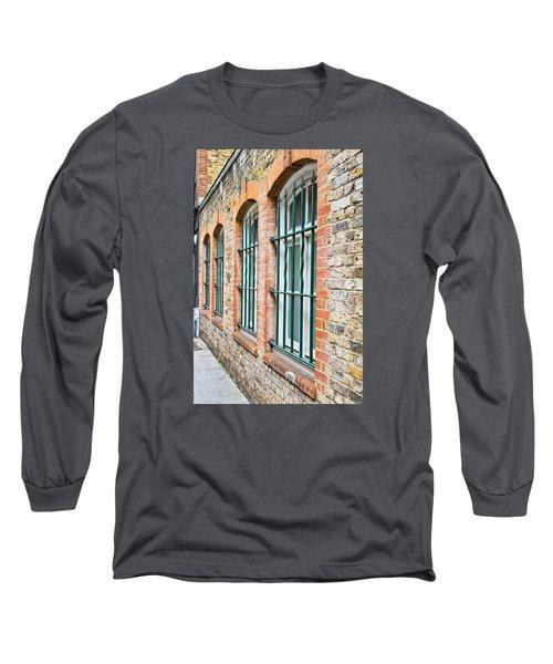 Wndow Bars Long Sleeve T-Shirt