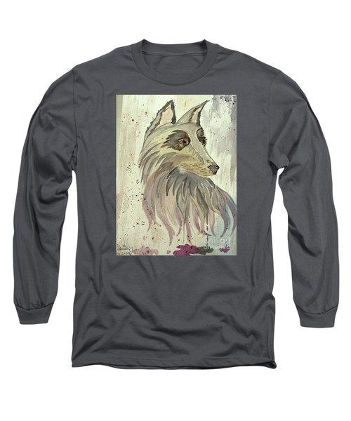 Wolfie Long Sleeve T-Shirt