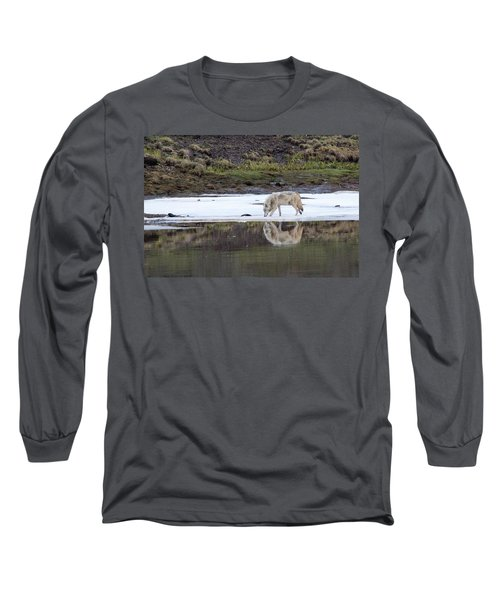 Wolflection Long Sleeve T-Shirt