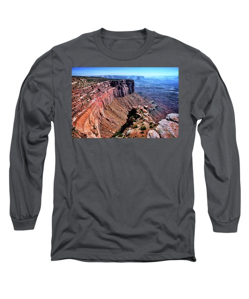 Wonderland In Utah Long Sleeve T-Shirt