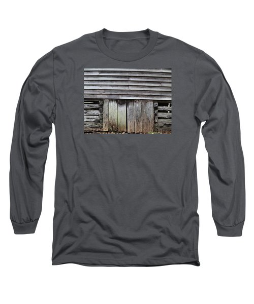 Wood Long Sleeve T-Shirt