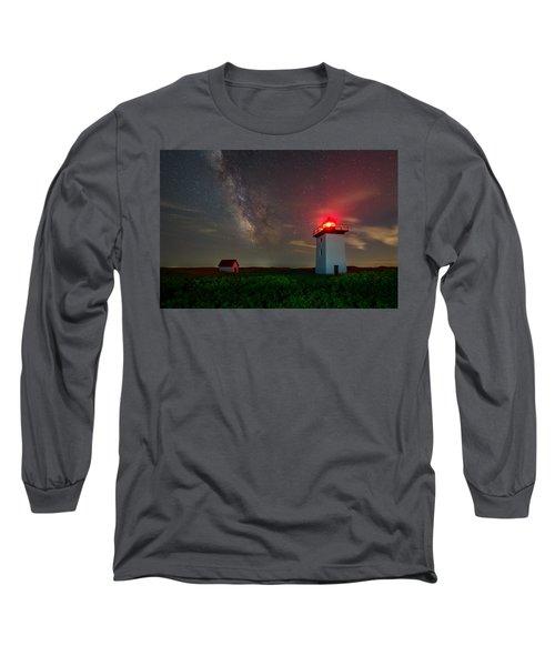 Wood End Nights Long Sleeve T-Shirt