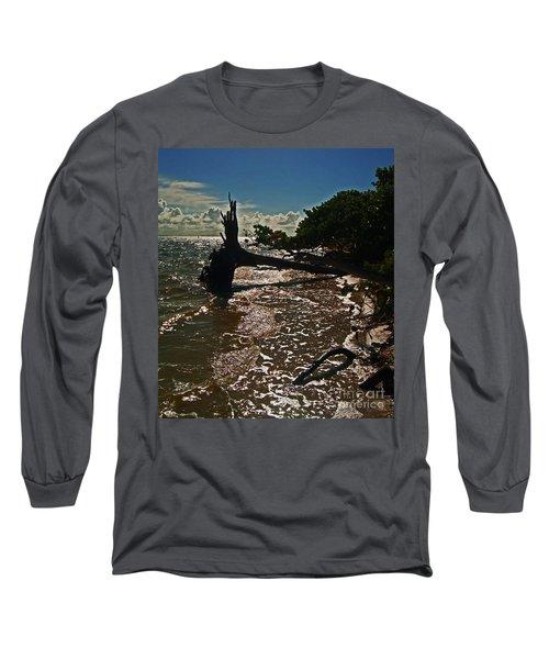 Wood Light Long Sleeve T-Shirt