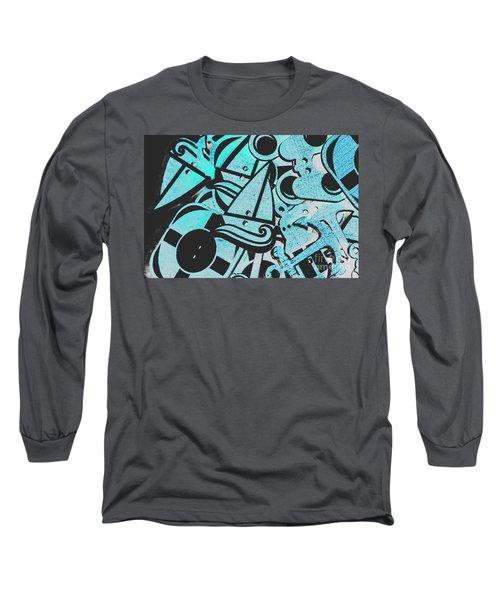 Wooden Harbour Long Sleeve T-Shirt