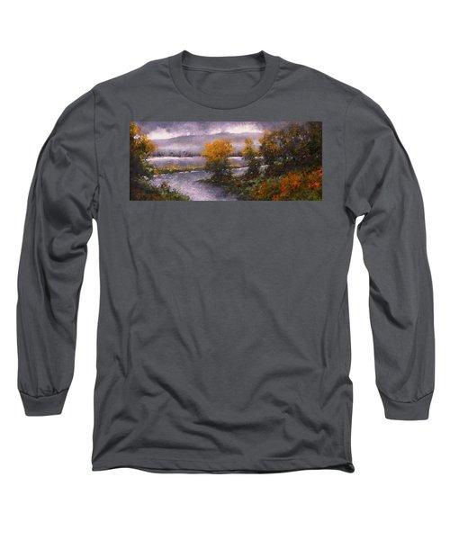 Woodland Bottoms Long Sleeve T-Shirt