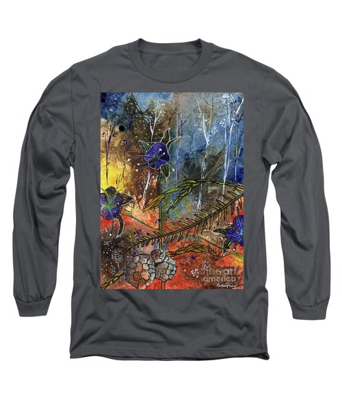 Woodland Floor Long Sleeve T-Shirt