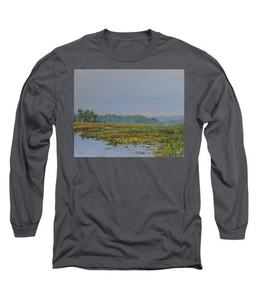 Woodland Lake Long Sleeve T-Shirt
