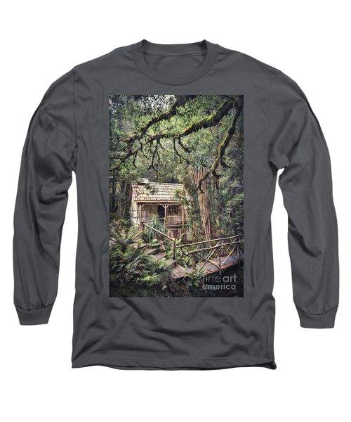 Woodland Mysteries Long Sleeve T-Shirt