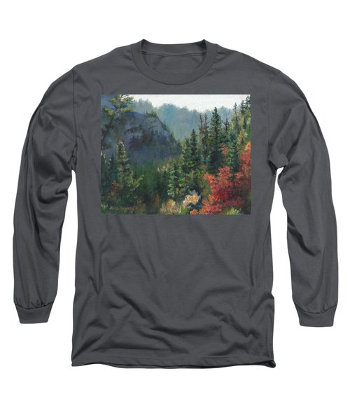 Woodland Wonder Long Sleeve T-Shirt