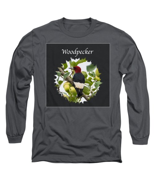 Woodpecker Long Sleeve T-Shirt
