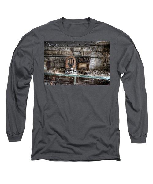 Work Time Long Sleeve T-Shirt
