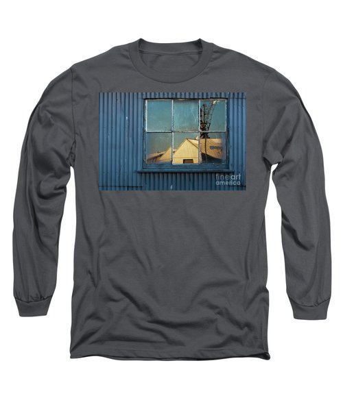 Long Sleeve T-Shirt featuring the photograph Work View 1 by Werner Padarin