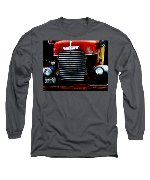 Working Long Sleeve T-Shirt