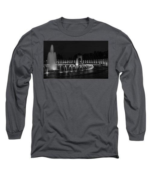 World War II Memorial Long Sleeve T-Shirt