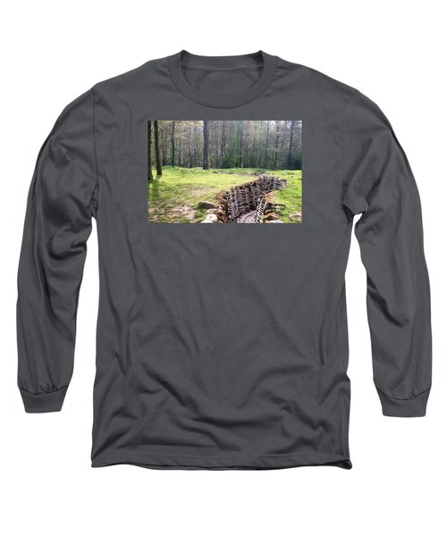 World War One Trenches Long Sleeve T-Shirt