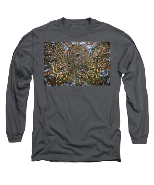 Worlds Visible And Invisible Long Sleeve T-Shirt