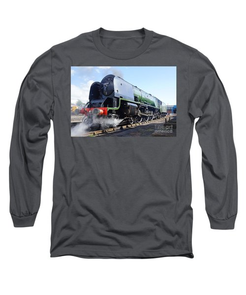 Worm's Eye View Long Sleeve T-Shirt