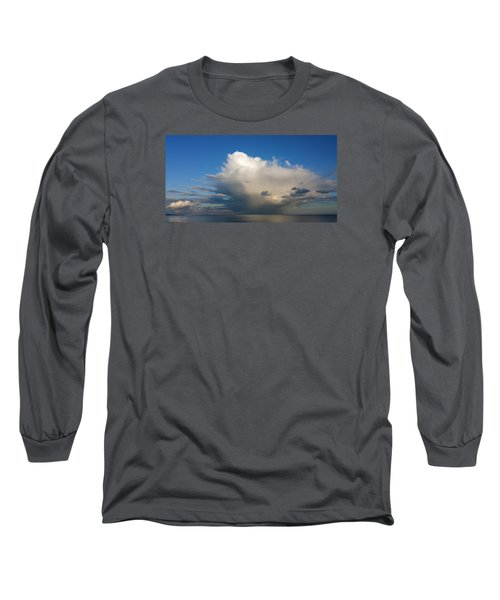 Worthing  Cloudscape1 Long Sleeve T-Shirt