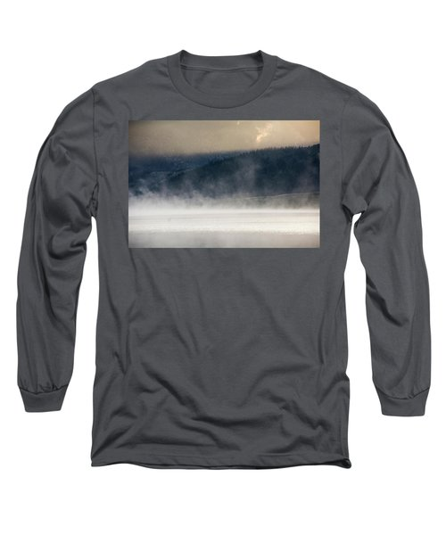 Wow Long Sleeve T-Shirt by Brian N Duram