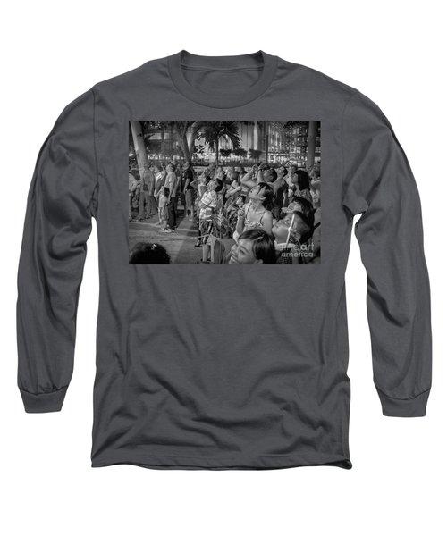 wow Long Sleeve T-Shirt
