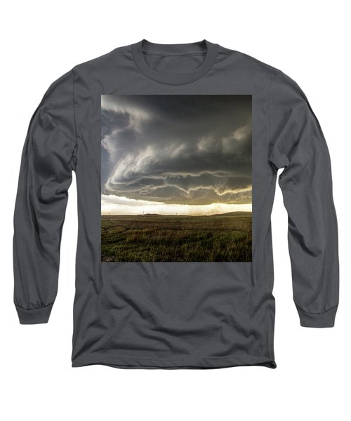 Wray Colorado Tornado 021 Long Sleeve T-Shirt