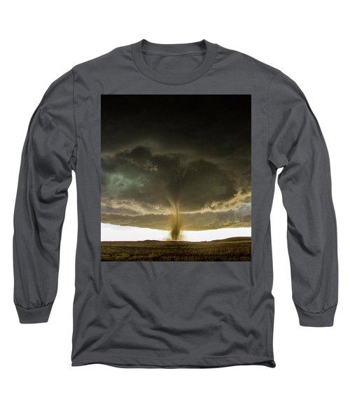 Wray Colorado Tornado 060 Long Sleeve T-Shirt