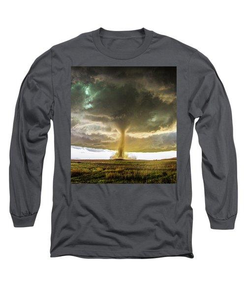 Wray Colorado Tornado 070 Long Sleeve T-Shirt
