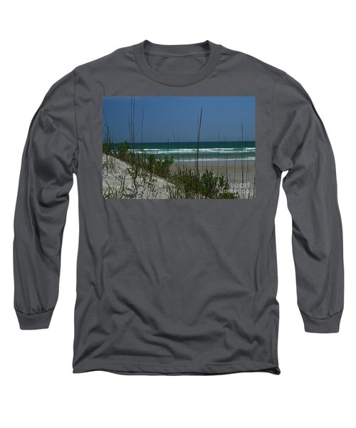 Wrightsville Beach North Dunes Long Sleeve T-Shirt