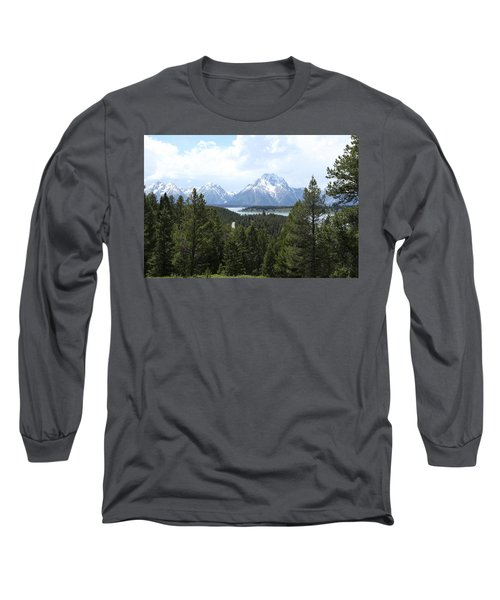Wyoming 6490 Long Sleeve T-Shirt by Michael Fryd