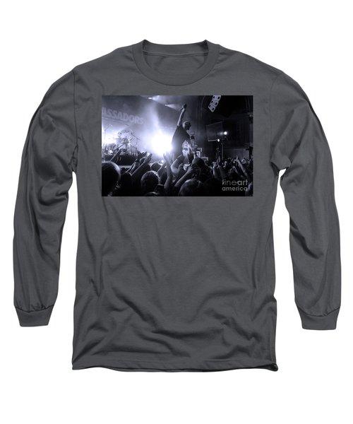 X Ambassadors Sam Harris Long Sleeve T-Shirt