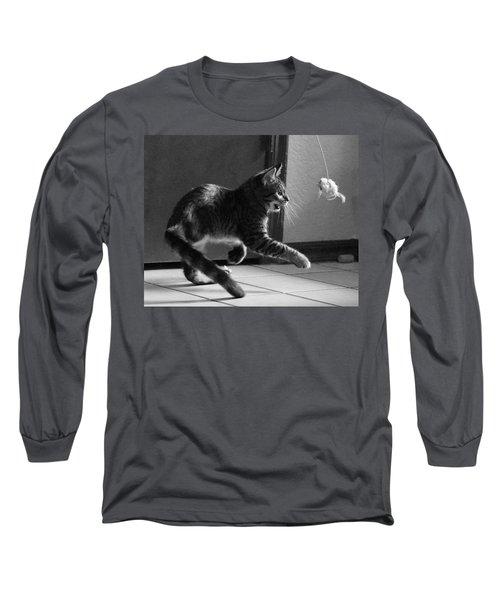 Xena Playing Long Sleeve T-Shirt